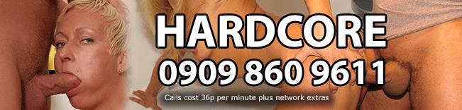 Hardcore Phone Sex Header